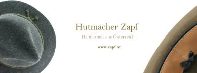 Hutmacher Zapf Byron Ferguson Hat-Made in Austria.