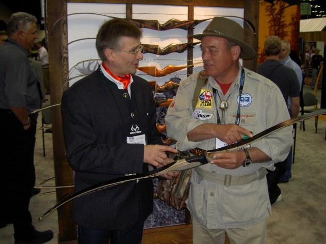 Peter O. Stecher, Byron Ferguson, ATA, Indianapolis 2011.