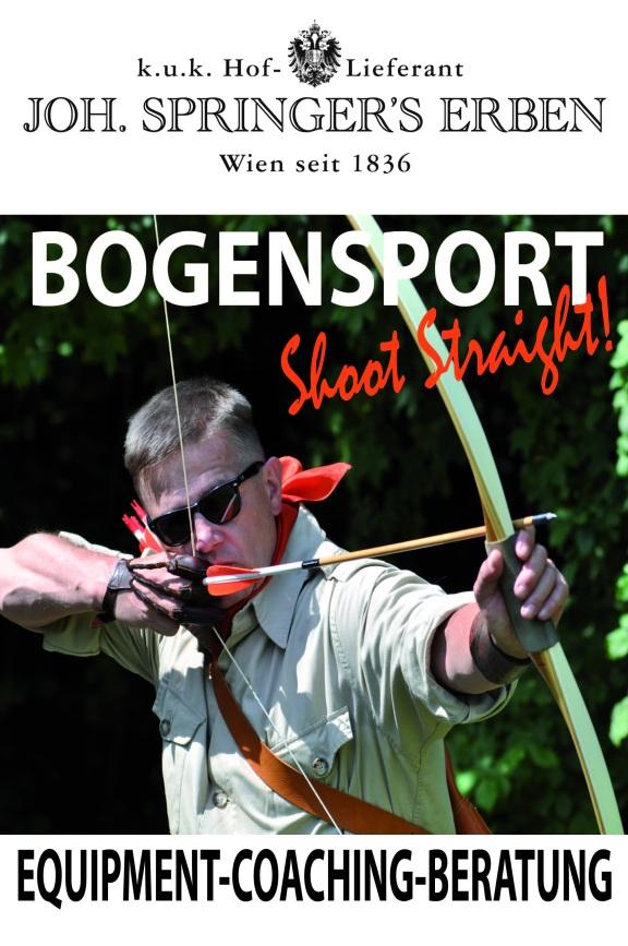 Shoot Straight! Bogensport bei Joh. Springer's Erben in Wien.