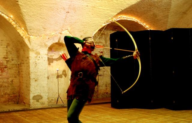 Peter O. Stecher-Robin-Hood-Show-Beiersdorf-Wien