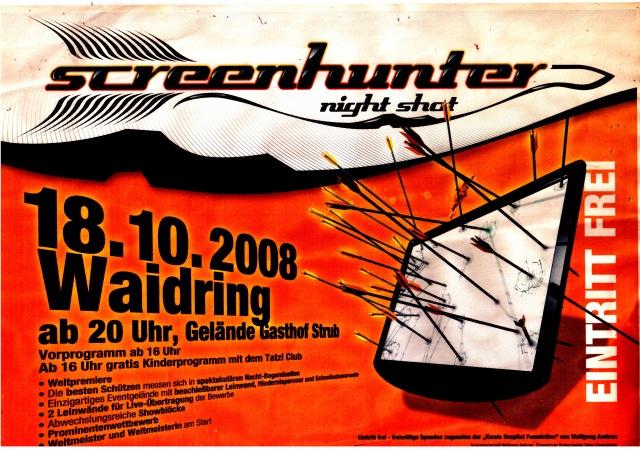 Screenhunter Nightshot - Waidring Tyrol, 2008
