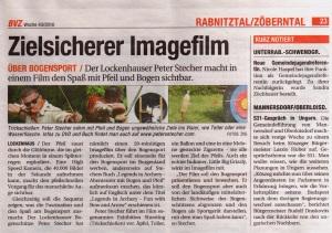 Legends in Archery - Film - Bogensport & Spaß!