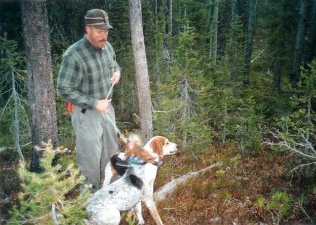 Nate Steen of Idaho - Hunting the Hard Way -> Good Hunting, Nate!