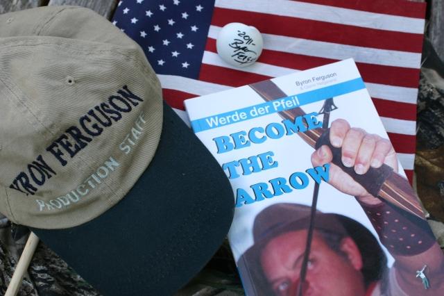 Byron Ferguson, Become the Arrow, Peter O. Stecher-2011-001