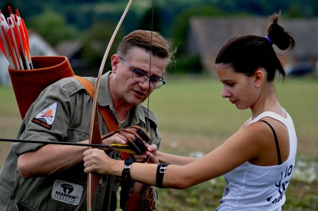 Bogenschiessen in Wien - Werde zum Pfeil - BogenSchulePeterOStecher-2011