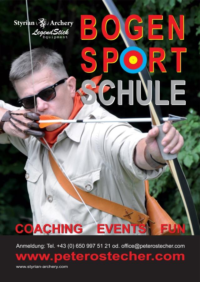 BogenSportSchule-Coaching-Peter O. Stecher