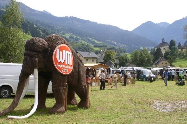 World Archery 3D Championships 2011 Donnersbach-Planneralm-Steiermark-Austria-by Peter O. Stecher