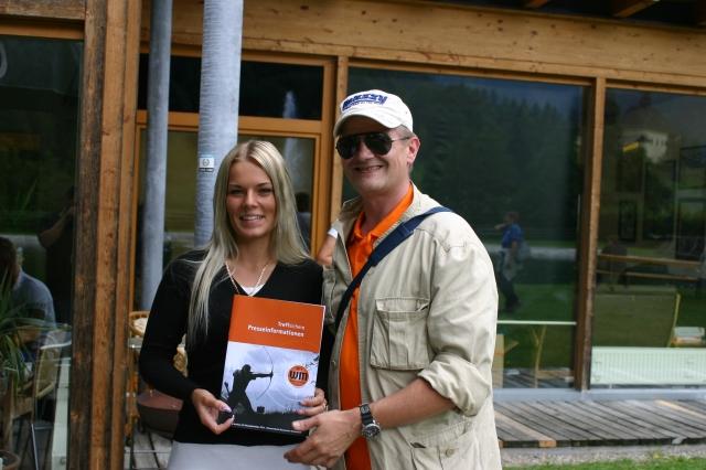 World Archery 3 D Championships 2011 - Donnersbach-Planneralm-Steiermark-Austria