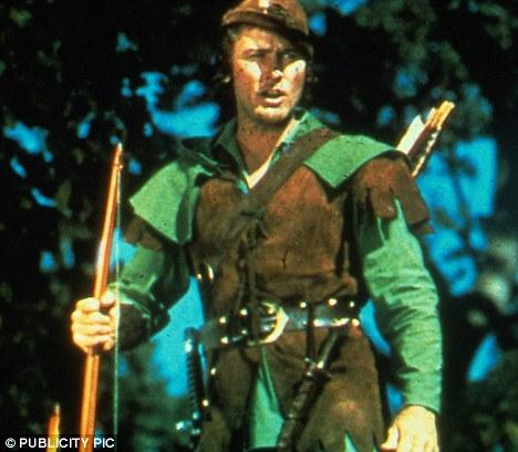 Robin Hood-Errol Flynn-Peter O. Stecher-001