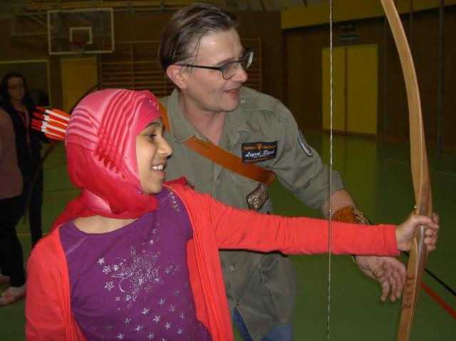 Bogen-Ccoaching-PeterO.Stecher, Bogensportschule the real free archers