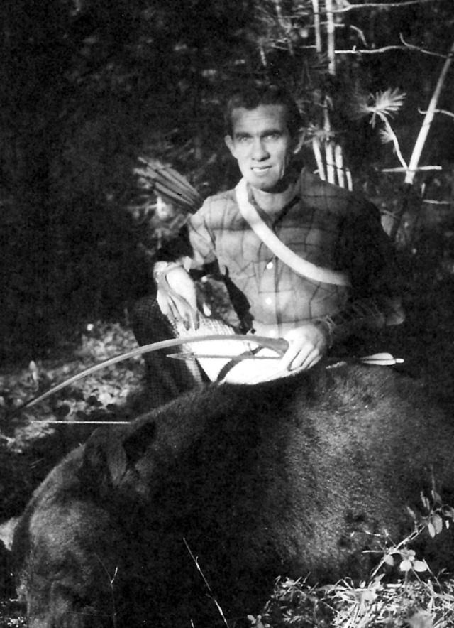 Legends in Archery, John Schulz, Photo, Shoot Straight, John Schulz