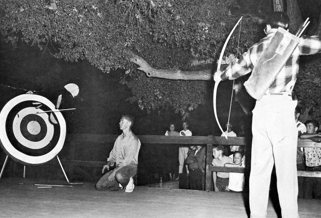 Rückenköcher - Backquiver a Legend in Archery? Unwissen bei Wikipedia - frei nach Lars Andersen?