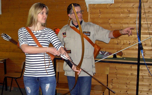 Become the Arrow - Archery Coaching in Wien