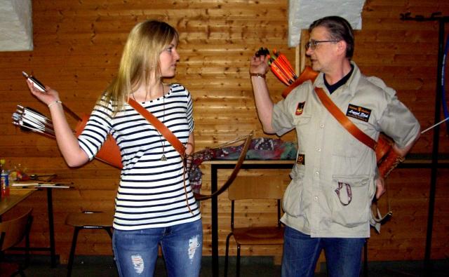 Become the Arrow - Archery Coaching in Wien