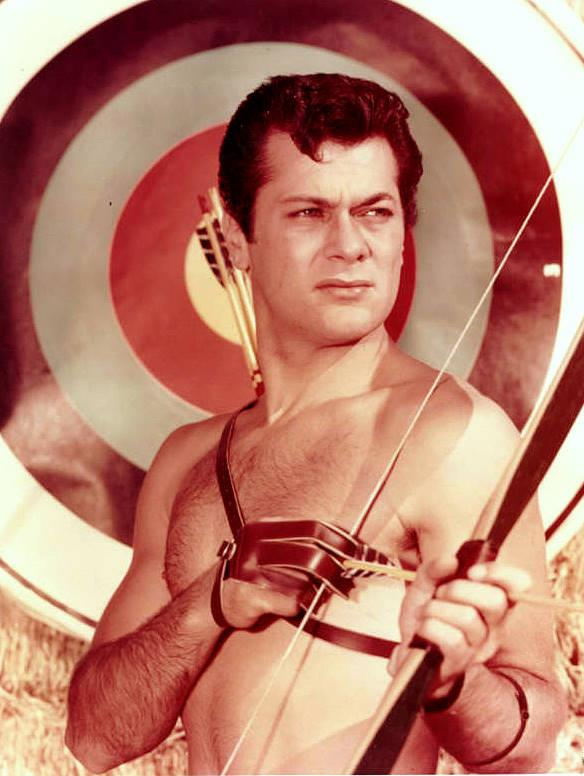 Legends in Archery Tony Curtis Peter O. Stecher