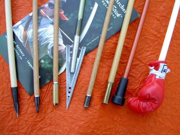 Peter O. Stecher-Archery - Archery - Bogenschiessen - There is an arrow for every event!