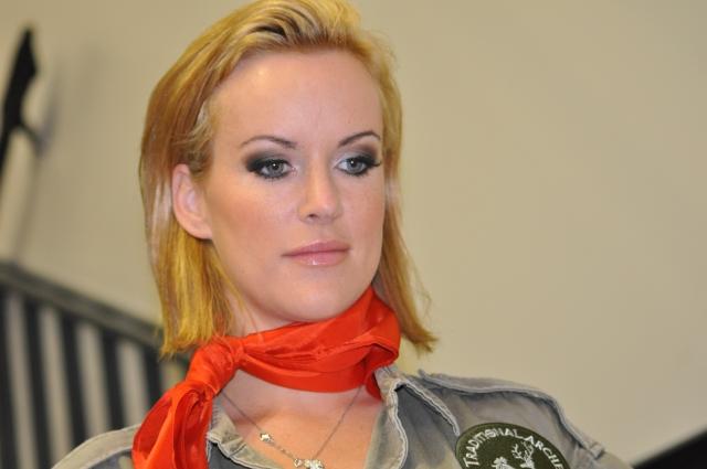 Interview mit Bogensport-Model Tanja Baumgartner