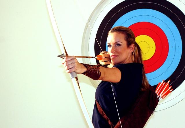 Secrets in Archery - Bogen und Pfeil-Basics - Bogenschießen für Einsteiger.