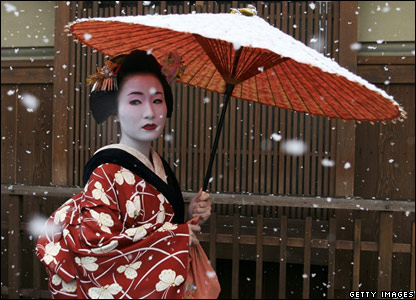The tiger butterfly floats in kimono, silent fragrant giving birth. D.A.
