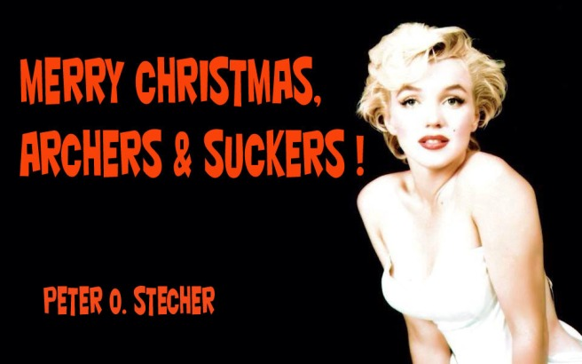 Merry Christmas & Shoot Straight!