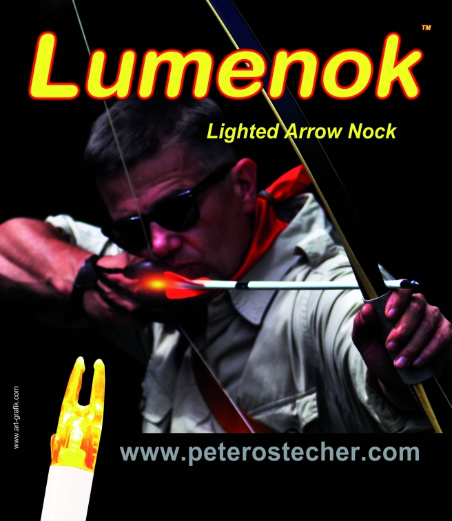 LUMENOK - Lighted Arrow Nock