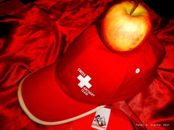 Swiss Archery Hat
