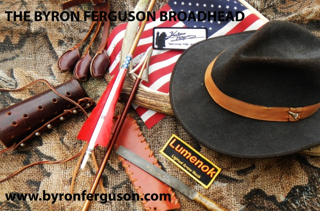 THE BYRON FERGUSON BROADHEAD