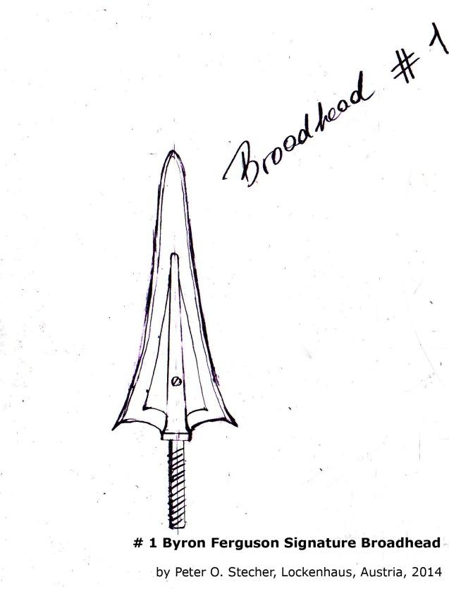 AUSTRIAN BYRON FERGUSON BROADHEAD