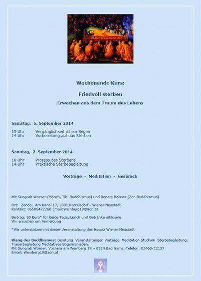 Sterbe-Seminar mit Bogenschiessen