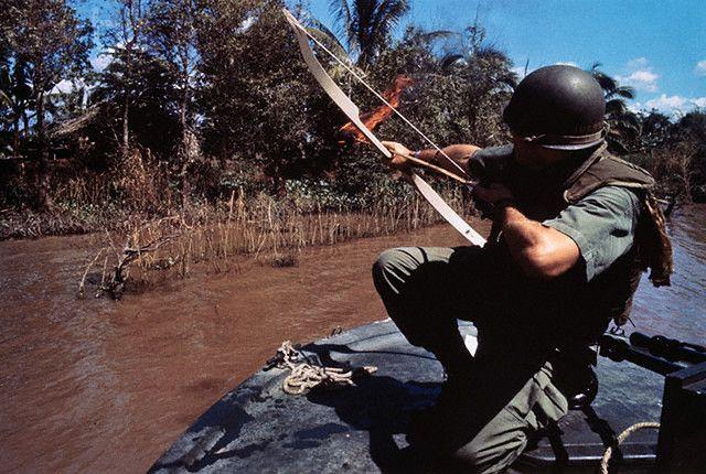 Kriegspfeile-Arrows in Modern Warfare