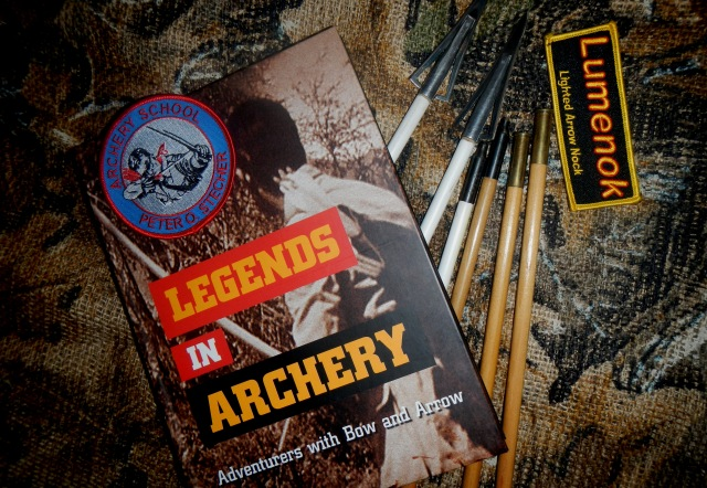Legends in Archery - US-Edition