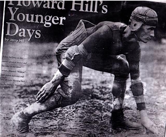 Howard Hill - World's Greatest Archer