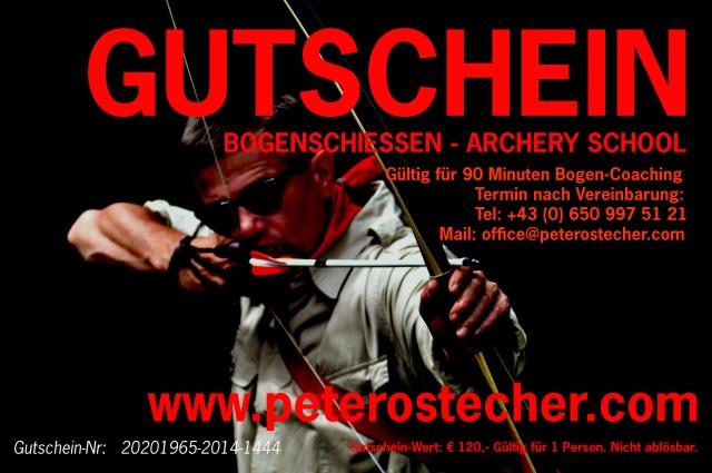 Bogenschießen in Wien-Gutschein