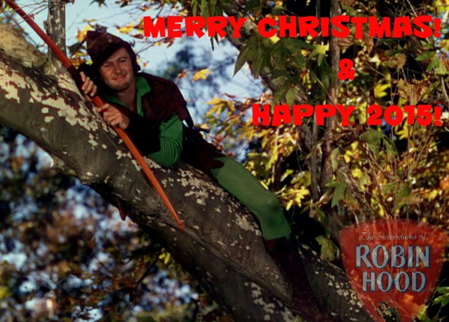 Merry Christmas & a Happy 2015!