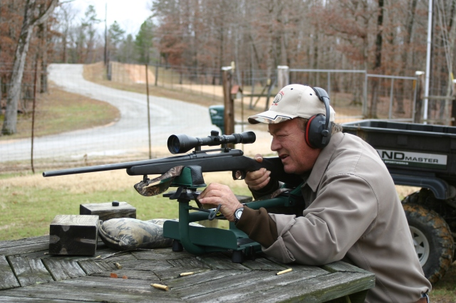 Bowman Byron Ferguson is an outstanding rifle hunter as well as he is a living bowhunting legend.