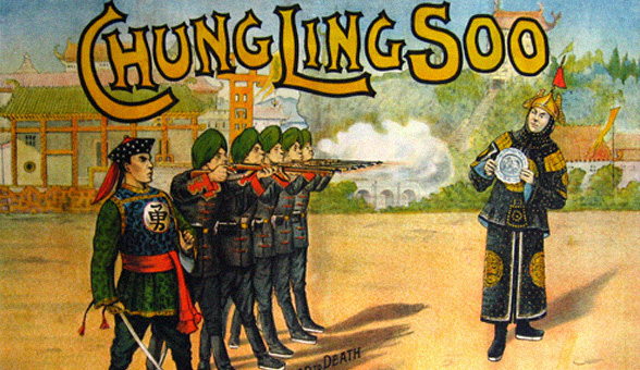 Who Killed Chung Ling Soo?