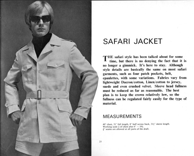 The Classic Bush Jacket