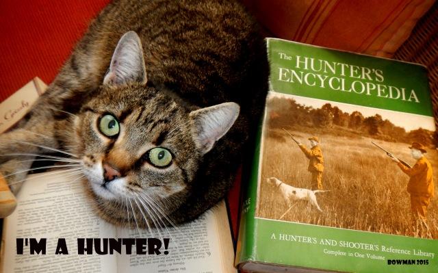 I'm a Hunter!