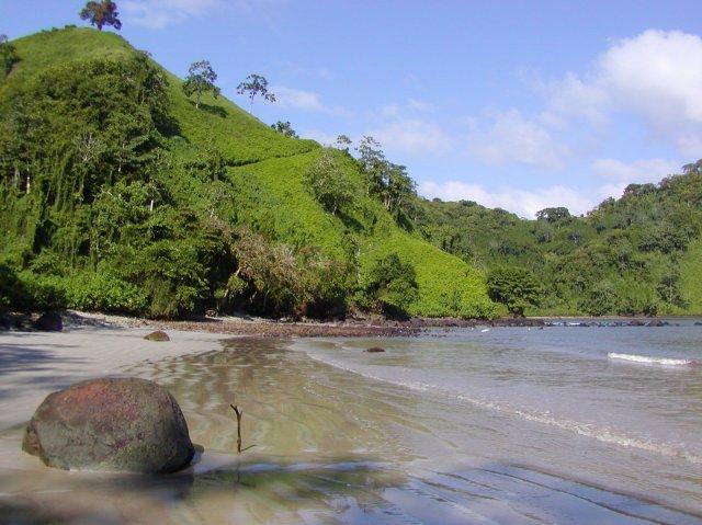 Bowman's Island