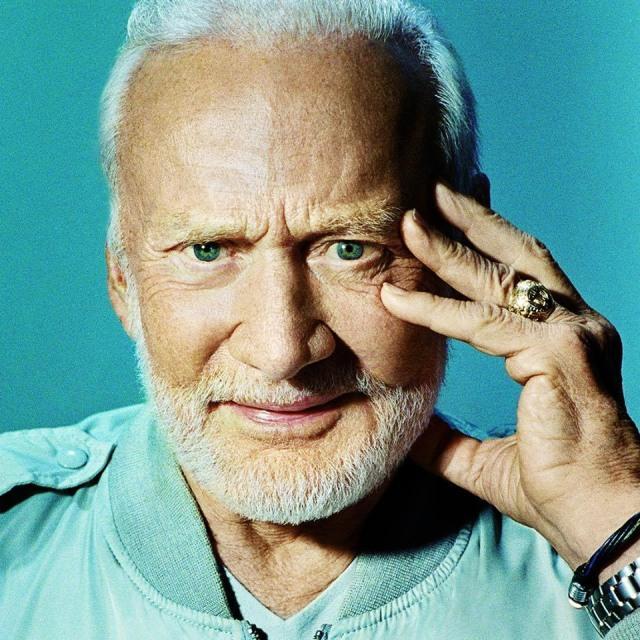 Buzz Aldrin, Man on the Moon