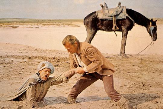 Durch die Wüste, Reise-Erzählung von Karl May, Ralf Wolter, Lex Barker, CCC-Film, Berlin Artur Brauner, 1964.