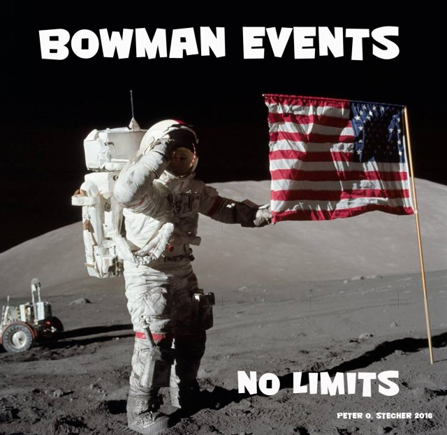 BOWMAN EVENTS NO LIMITS 2016