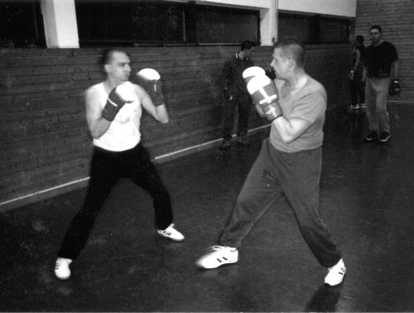 Classic Boxing Gottfried Kogler, Paul Horvath, Peter O. Stecher, Austria.