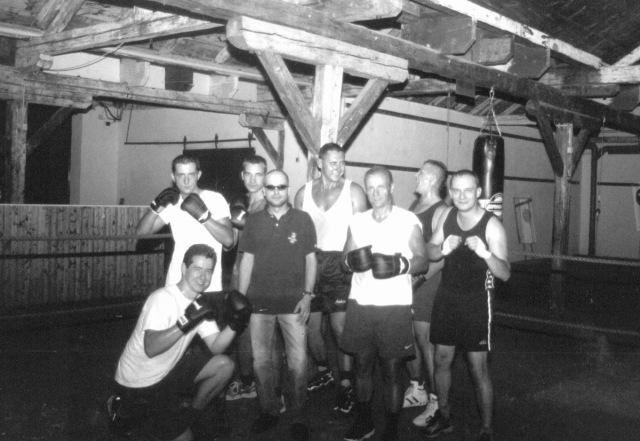 Classic Boxing Christian Vlasich, Dietmar Szarka, Viktor Kitzwögerer, Gottfried Kogler, Alois Nowak, Peter O. Stecher, Paul Horvath,, Lockenhaus, Austria.