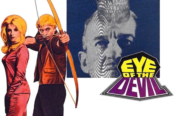 Eye of the Devil - Archery in Movie