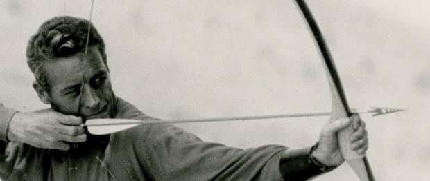 Guy Madison, Photo by Pietro Pascuttini ca. 1965.