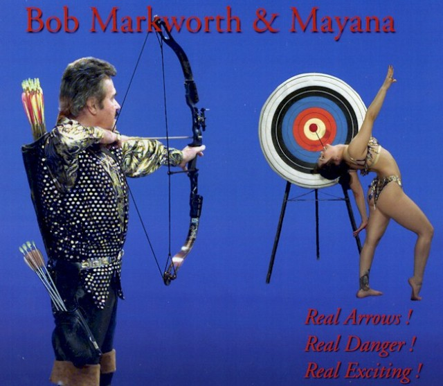 Archery Legend Bob Markworth