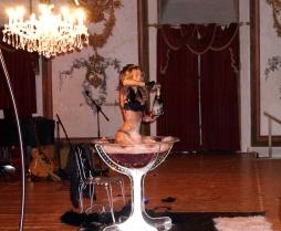 Wendy's Champagner Show im Schloss Esterhazy in Eisenstadt. Photo Peter O. Stecher